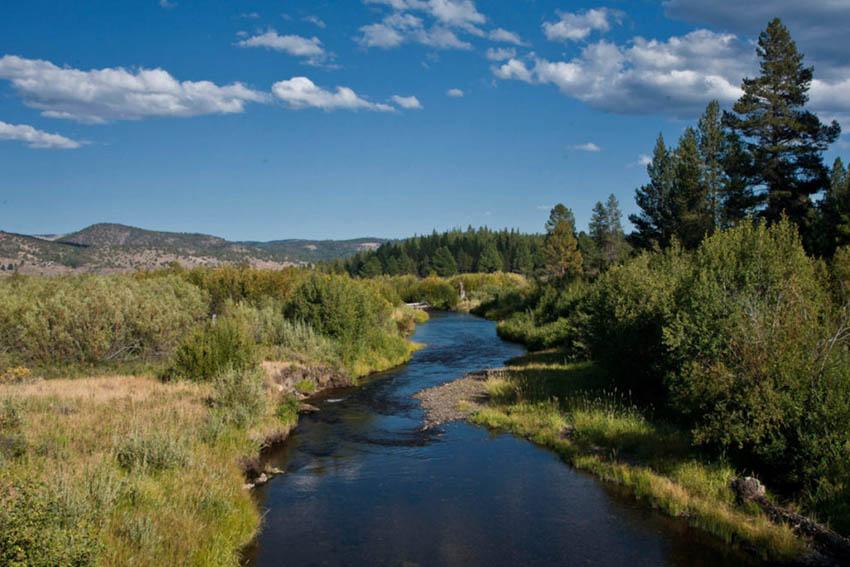 Sycan River
