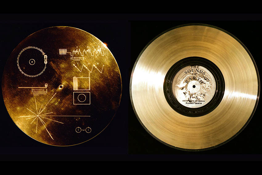 voyager record