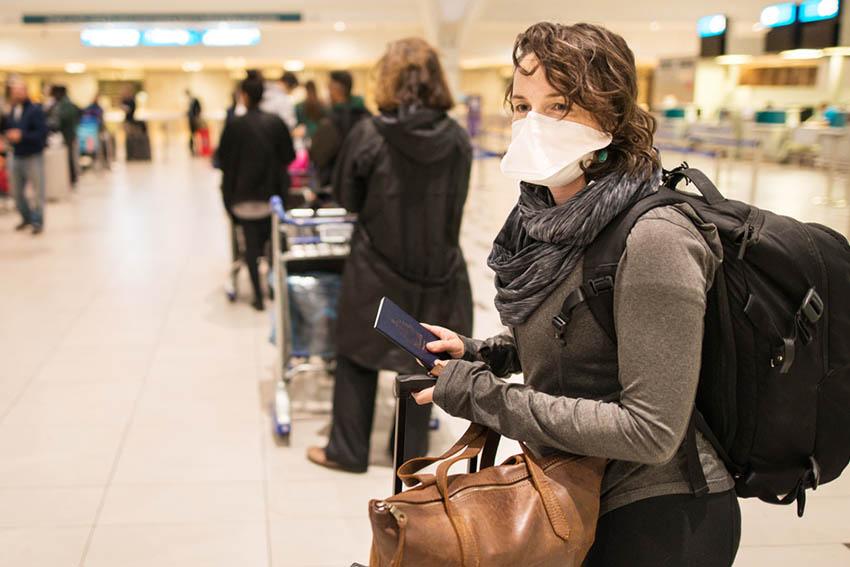 travel mask