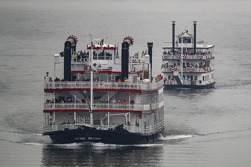 great american steamboat race